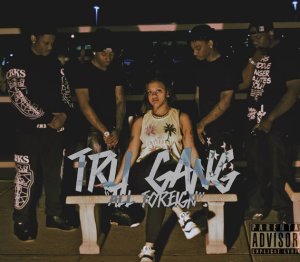 The Album cover for the Tru Gang