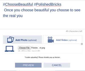 PolishedBricks helps Dove